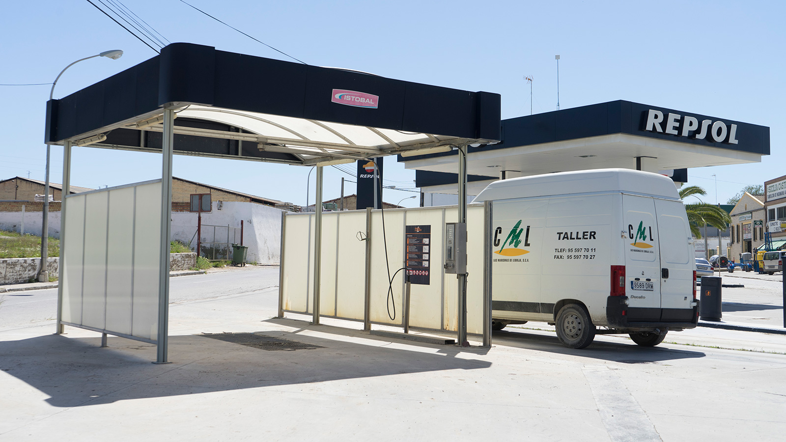 Agricultural Gasoline Supply - Cheap Agricultural Gas Oil - Marismas de Lebrija