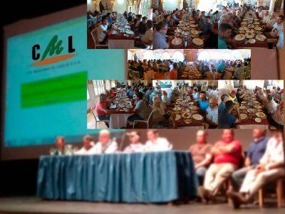 Las Marismas celebró su Asamblea General de Socios - Las Marismas de Lebrija