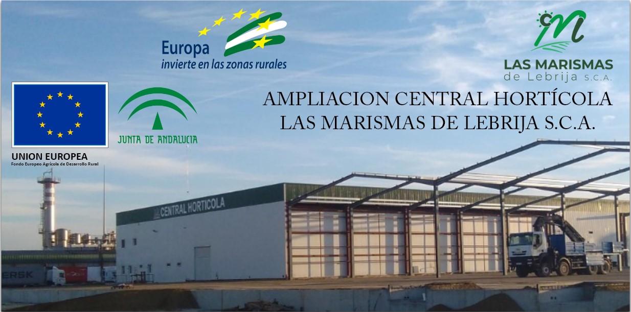 Las Marismas de Lebrija S.C.A. crece para impulsar el sector hortícola en el Bajo Guadalquivir